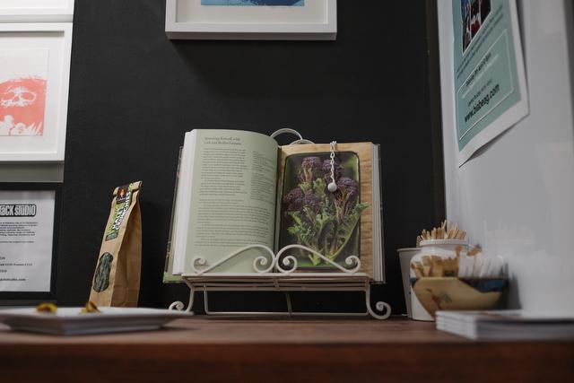 Organic Cookbook, Kilkenny