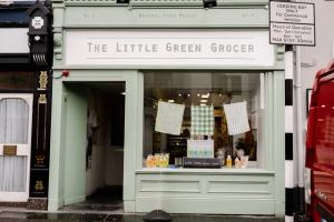 The Little Green Grocer, Kilkenny
